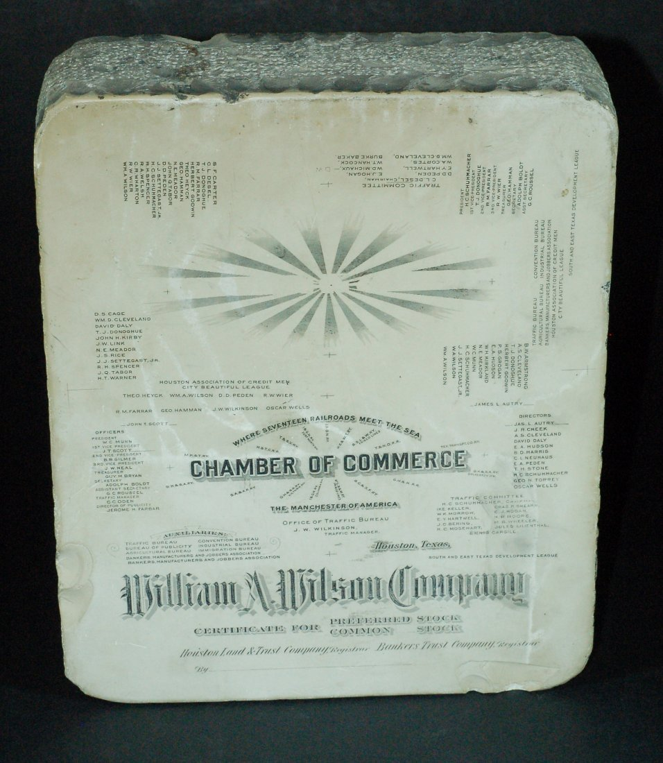 Old Lithography Stone
