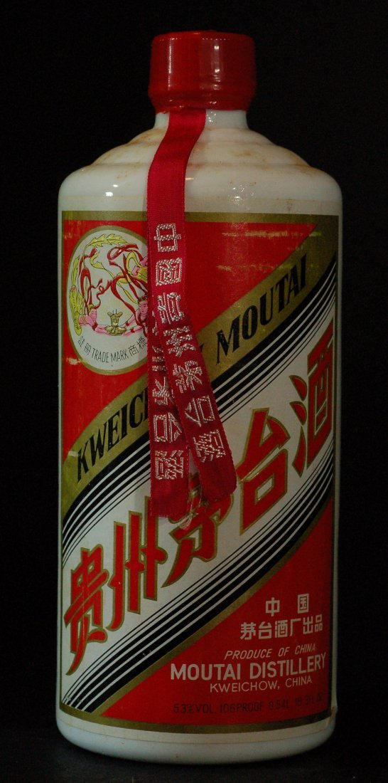 Old Chinese Moutai Liquor -