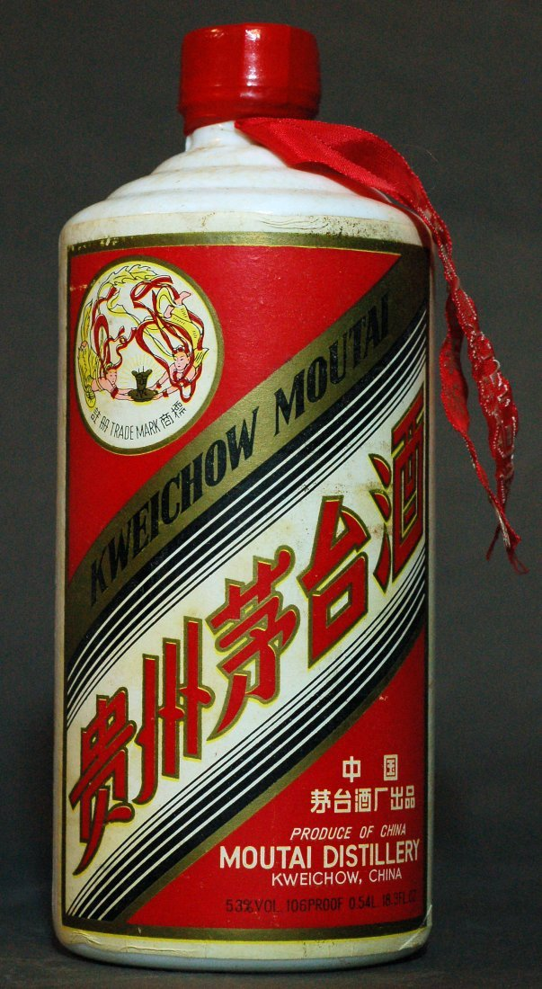 Old Chinese Moutai Liquor