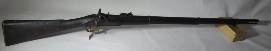 An Anglo-Indian Percussion Musket