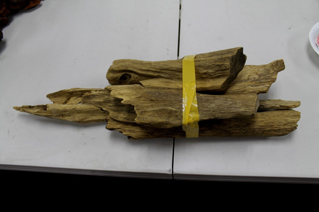5 Pieces Chengxian Wood - 2