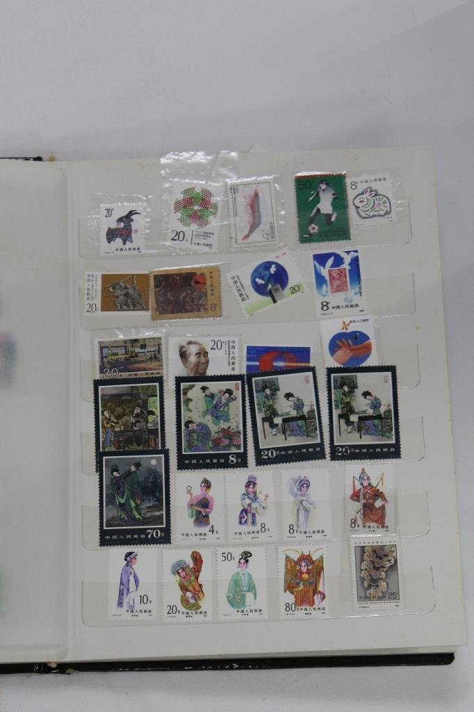 Stamp Album of Chinese Stamps - 6