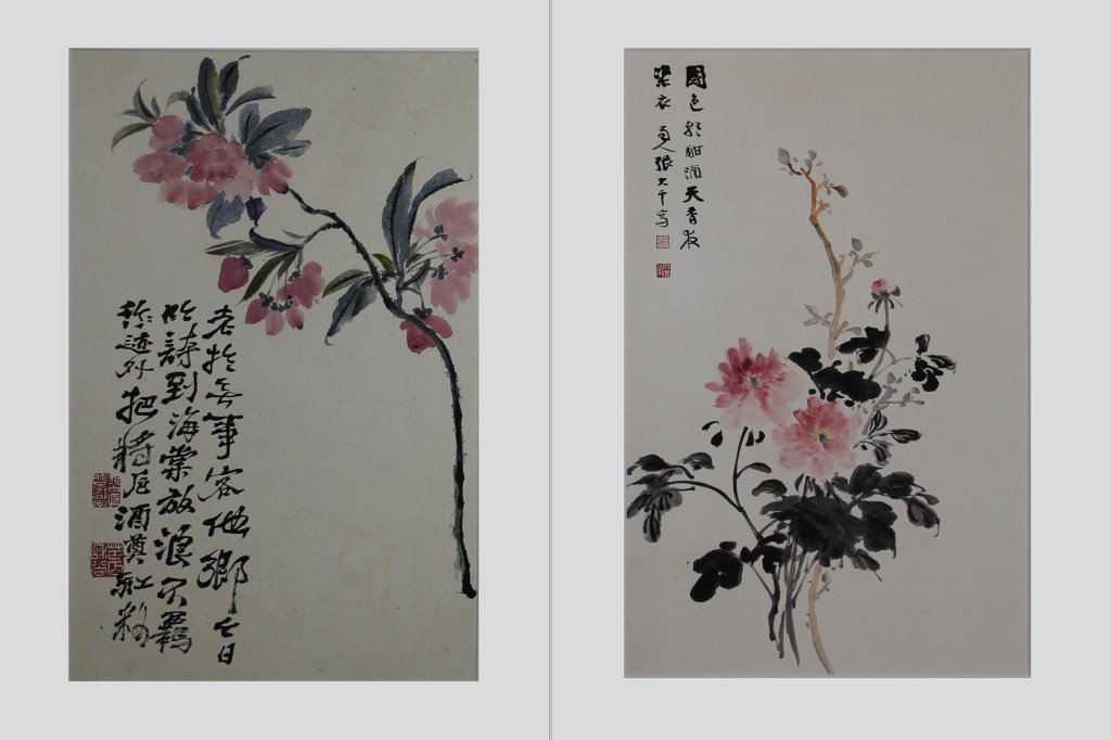 Lot of 2 Chinese Prints