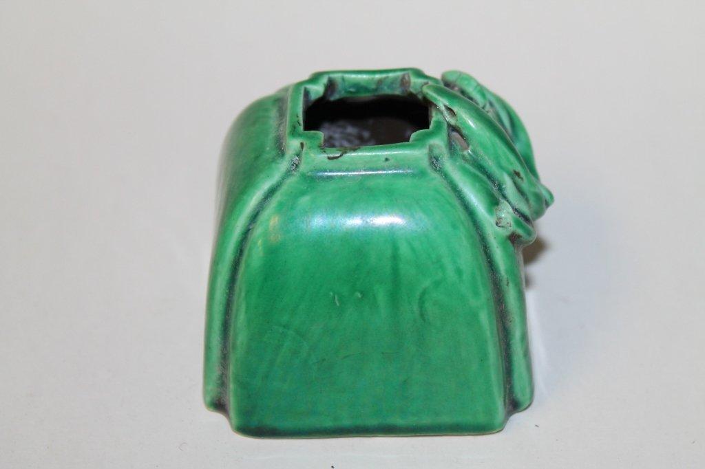 Chinese Glazed Porcelain Brushwasher - 2