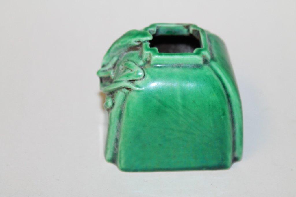 Chinese Glazed Porcelain Brushwasher - 3