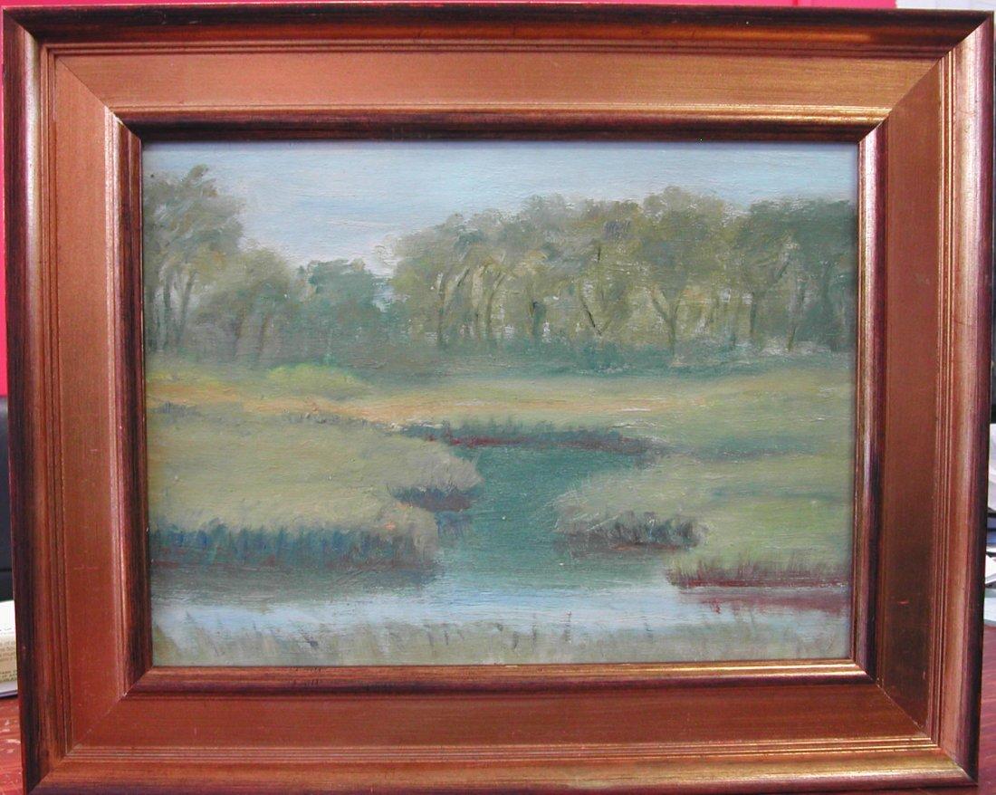 "170: Clara Wells Howell (1888-1976).  ""Flanders Creek,"