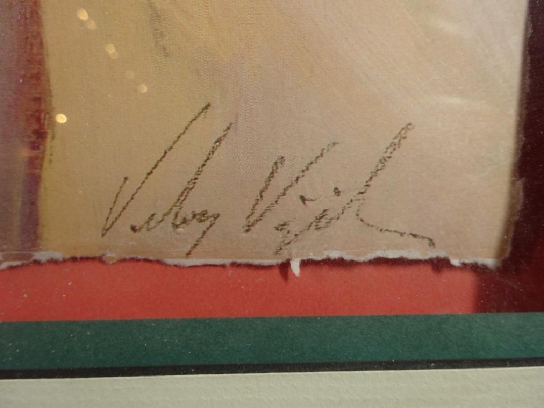 VELOY JOSEPH VIGIL (1931-1997) PRINT ON PAPER, - 6