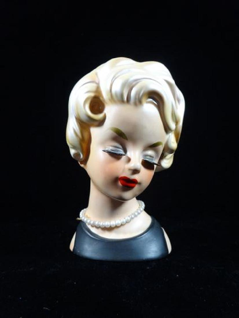 MID CENTURY INARCO LADY BUST, CIRCA 1950's/60's, VERY