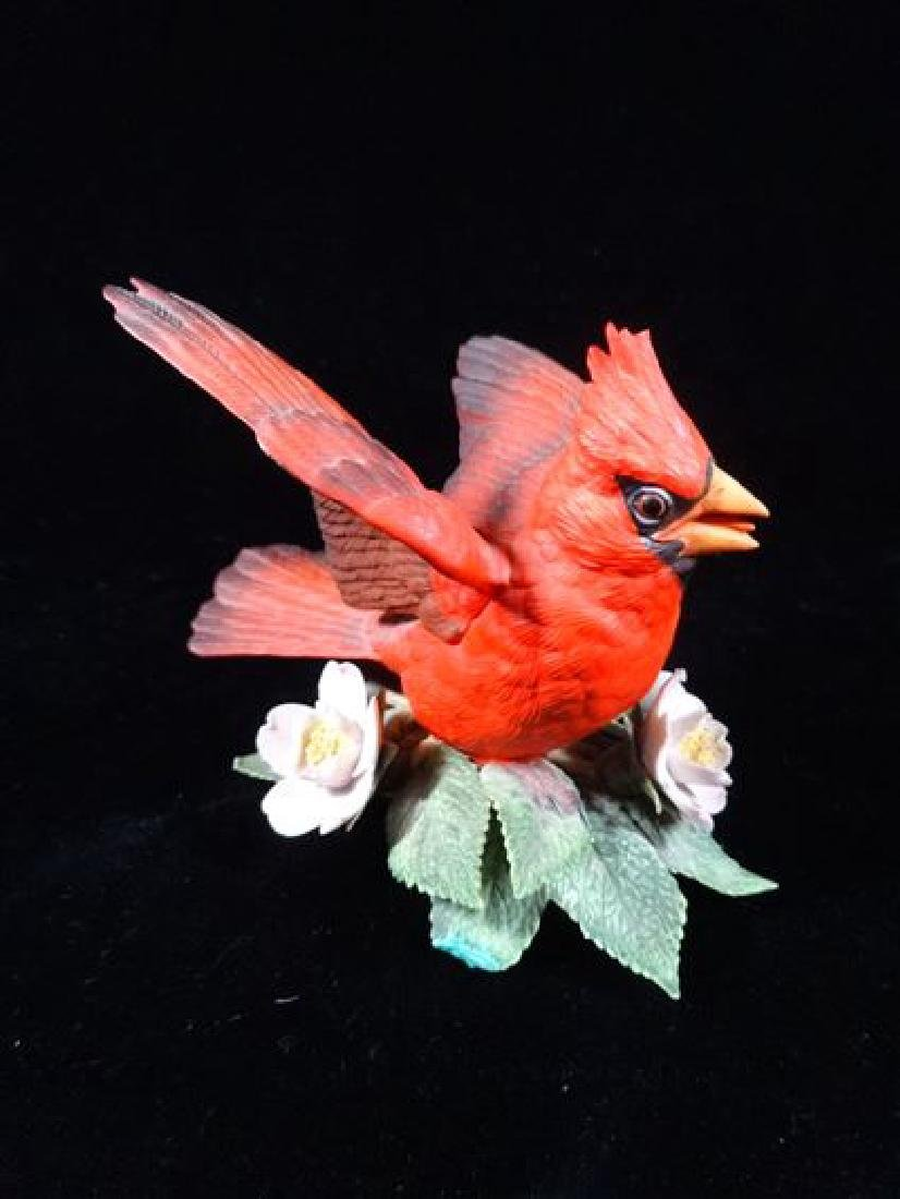 LENOX PORCELAIN CARDINAL, VERY GOOD CONDITION WITH NO