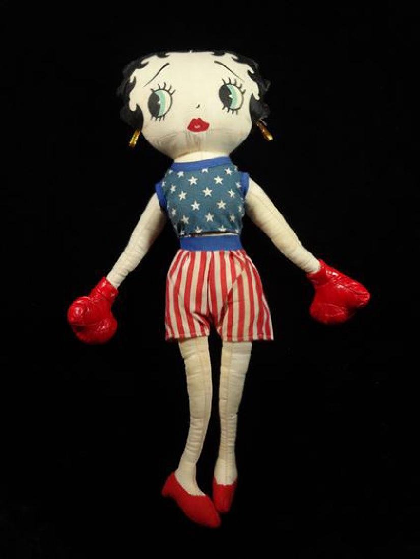 """2 BETTY BOOP DOLLS, 18""""H AND 16""""H, SKU5270.07 - 3"""