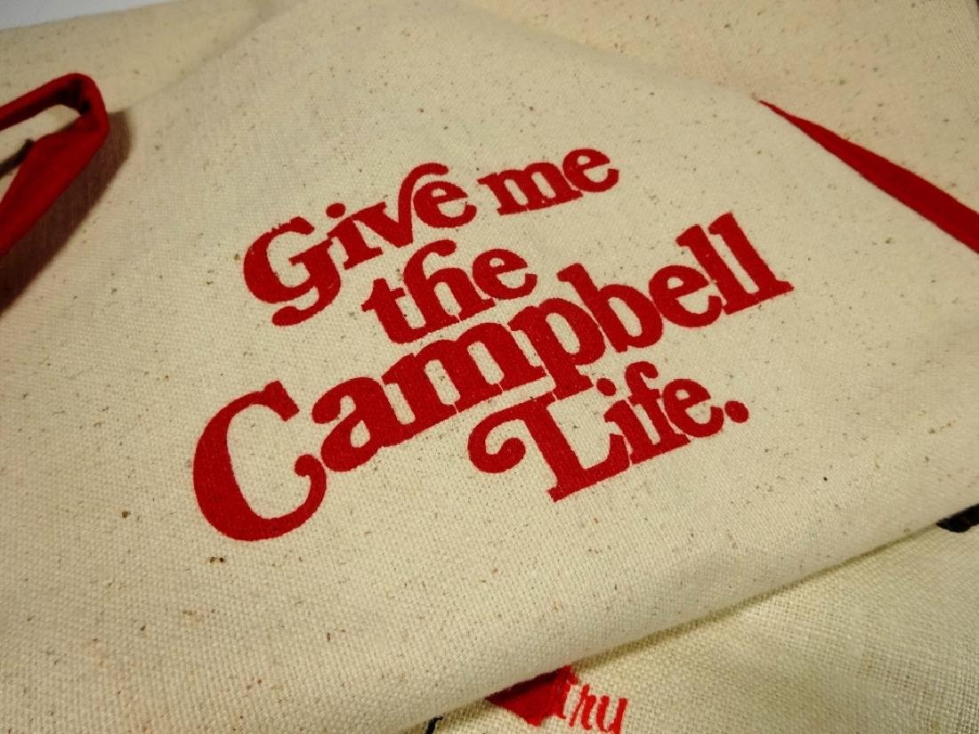 """3 PC CAMPBELL'S SOUP COLLECTIBLES, INCLUDES """"GIVE ME - 2"""