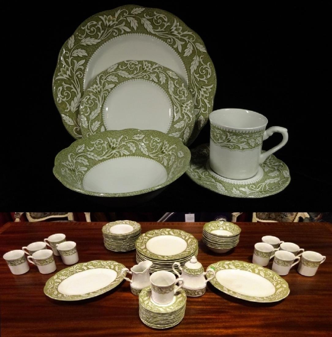 58 PC J & G MEAKIN ENGLAND IRONSTONE SERVICE,