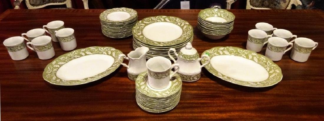58 PC J & G MEAKIN ENGLAND IRONSTONE SERVICE, - 2