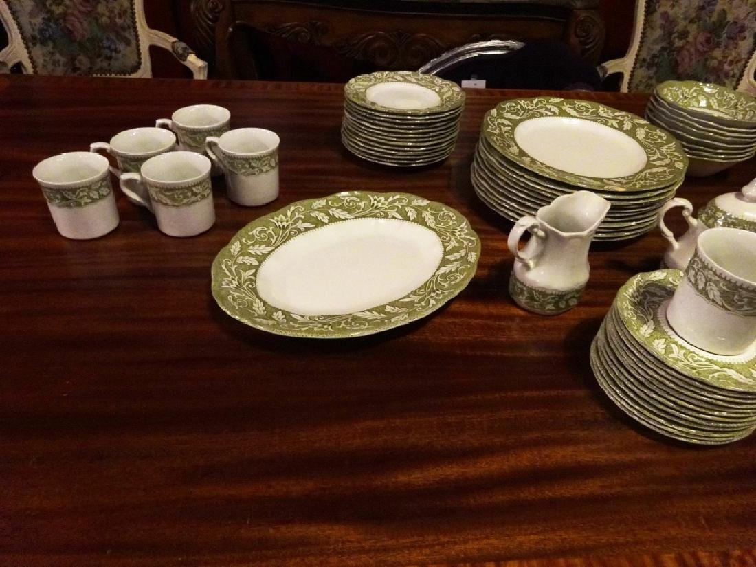 58 PC J & G MEAKIN ENGLAND IRONSTONE SERVICE, - 3