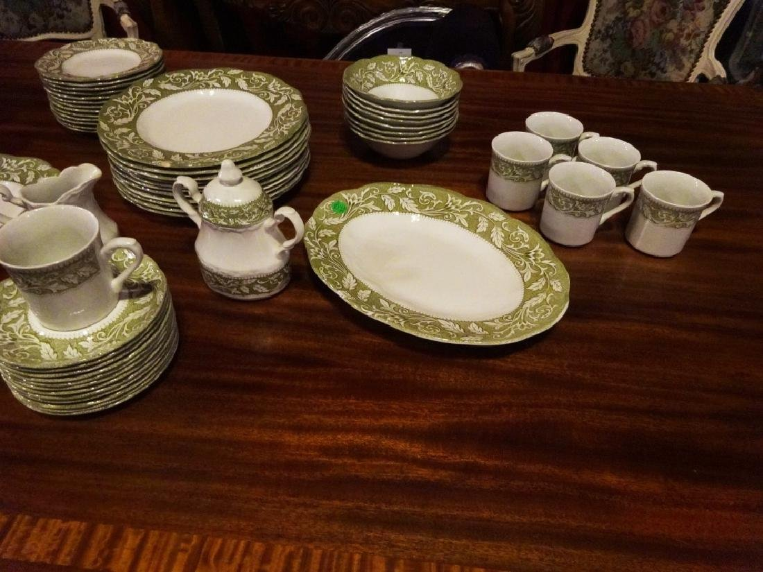58 PC J & G MEAKIN ENGLAND IRONSTONE SERVICE, - 4