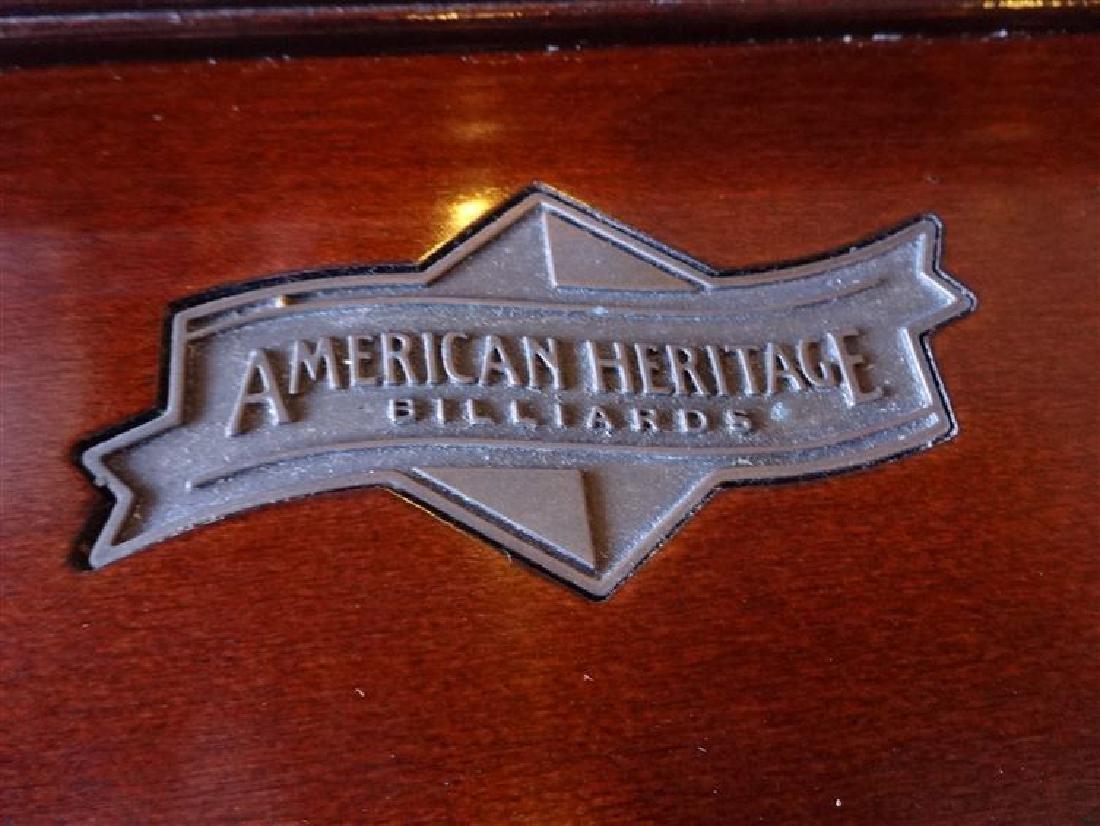 BAR MIRROR BY AMERICAN HERITAGE BILLIARDS, INCLUDES - 3