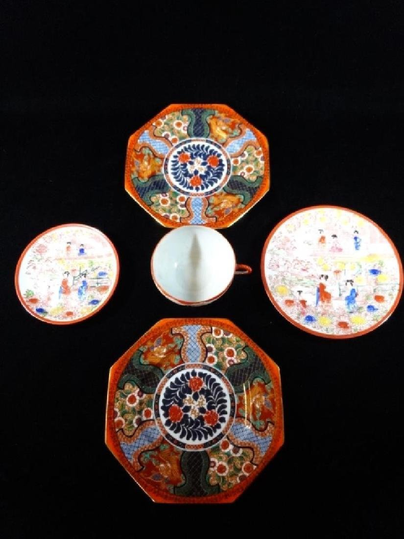 5 PC CHINESE PORCELAIN