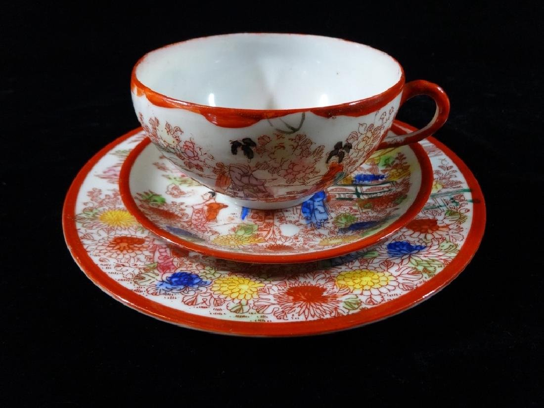 5 PC CHINESE PORCELAIN - 4
