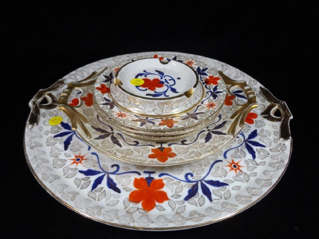 "6 PC KARLSBAD SERVEWARE, LARGEST APPROX 16"" DIAMETER,"