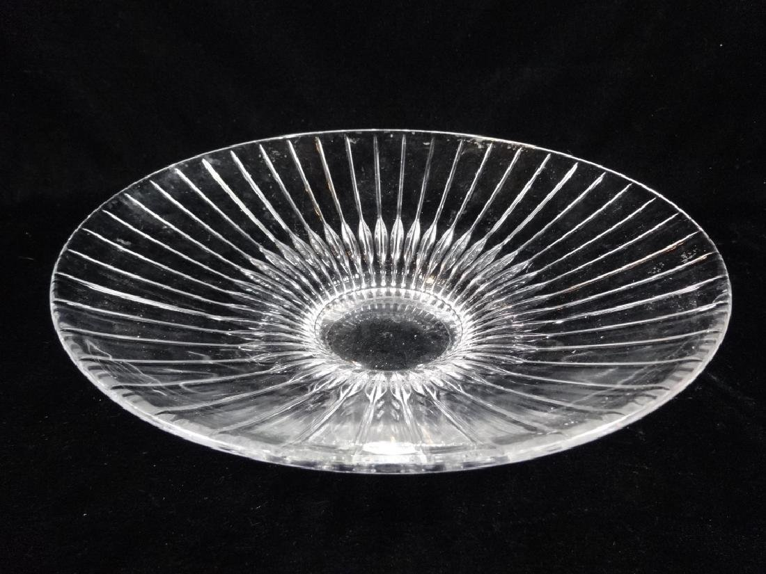 "CRYSTAL BOWL, APPROX 3"" X 12"""