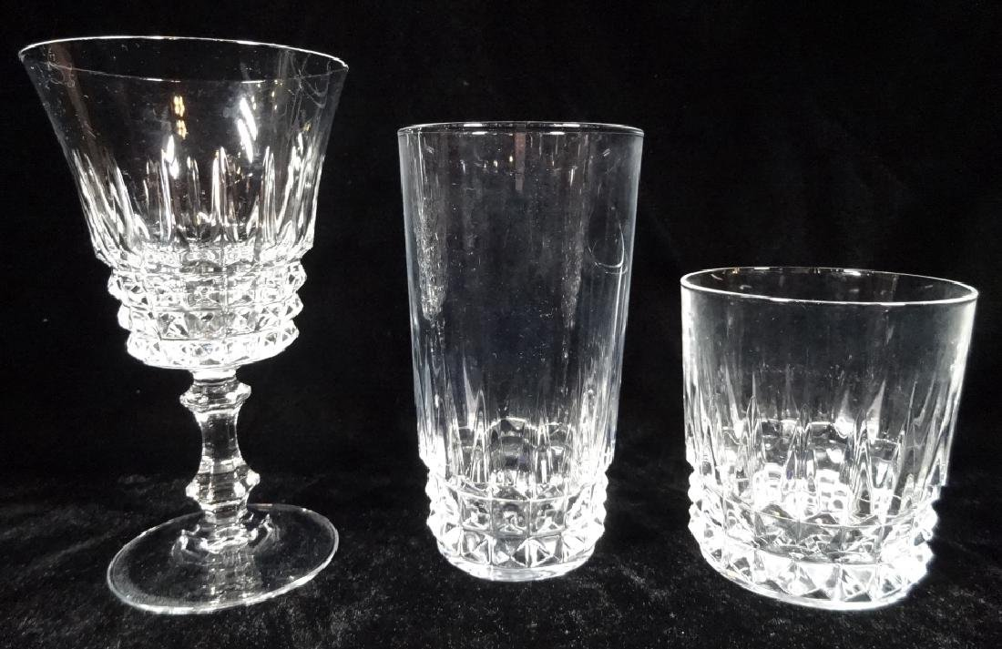 "31 PC BARWARE, INCLUDES 12 TUMBLERS APPROX 5 3/8""H, 12 - 2"