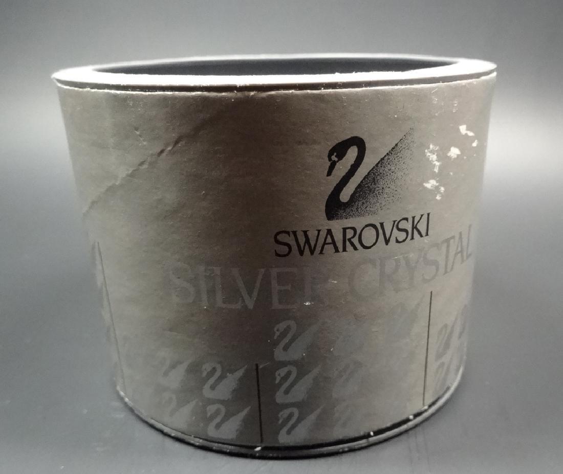 SWAROVSKI SILVER CRYSTAL MINI HEN, #7675 030 000, MADE - 6