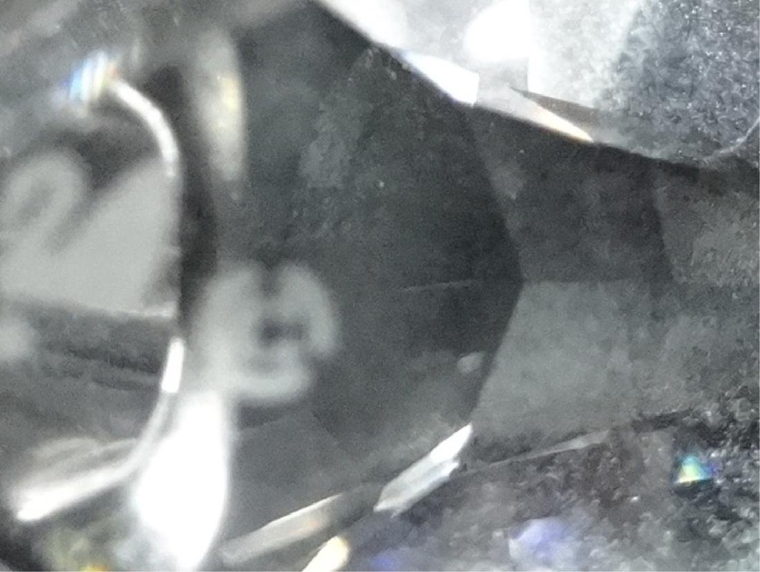 RETIRED SWAROVSKI CRYSTAL SWAN, SCS MEMBER GIFT, APPROX - 9