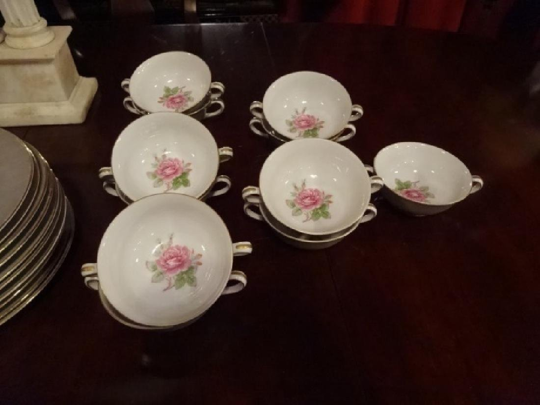 33 PC FUJI CHINA, MADE IN OCCUPIED JAPAN, INCLUDES 10 - 10
