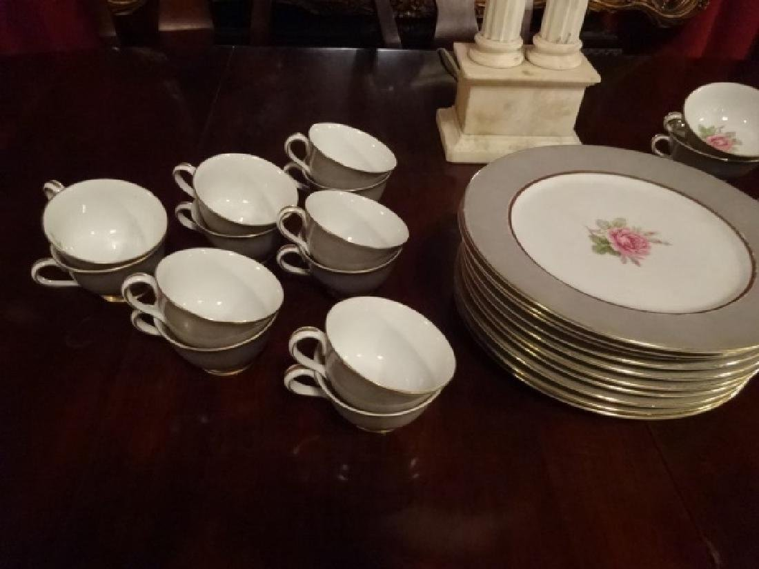33 PC FUJI CHINA, MADE IN OCCUPIED JAPAN, INCLUDES 10 - 8