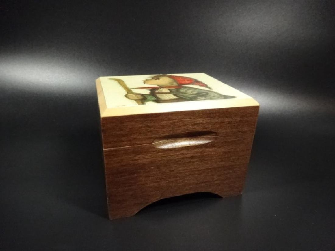CUENDET SWISS MUSICAL MOVEMENT, MUSIC BOX PLAYS - 2
