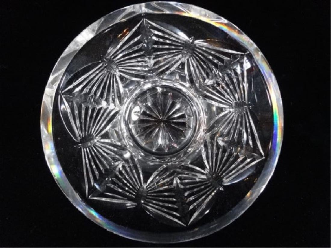 WATERFORD CRYSTAL BOWL, ETCHED WATERFORD MARK, VERY - 2