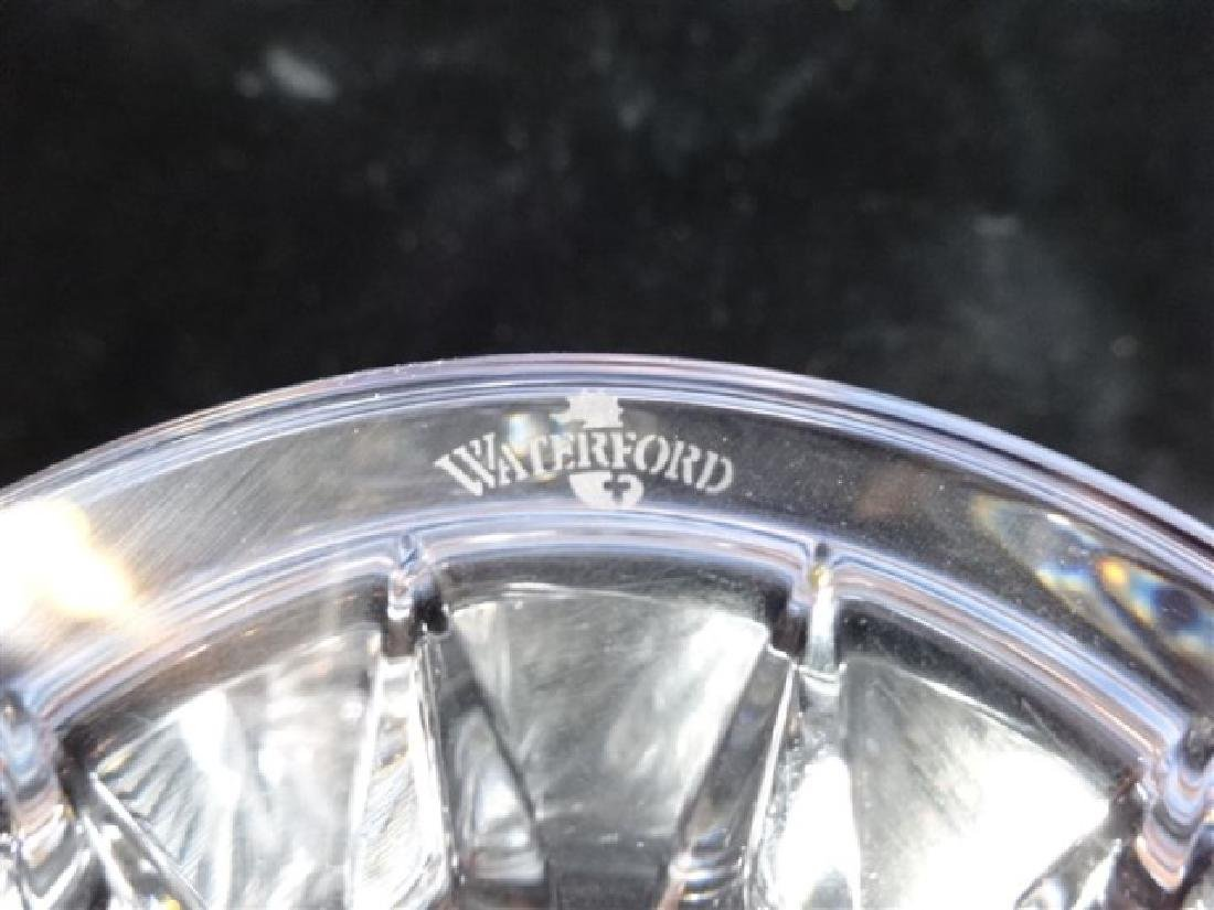 WATERFORD CRYSTAL BOWL, ETCHED WATERFORD MARK, VERY - 4
