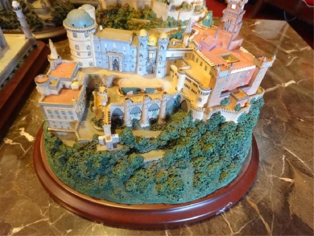 6 PC LENOX GREAT CASTLES OF THE WORLD SCULPTURES, - 5