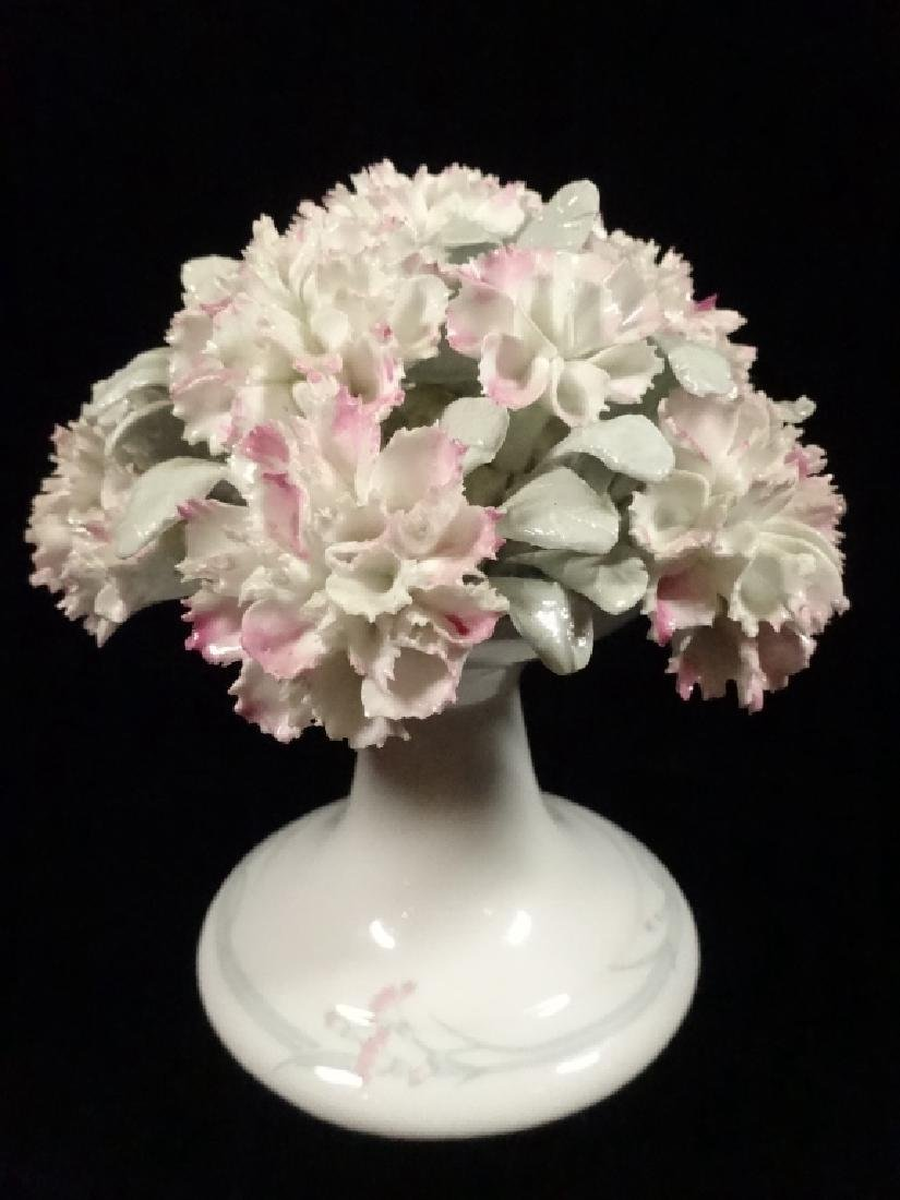ROYAL DOULTON PORCELAIN FLOWERS BOUQUET, CARNATION,