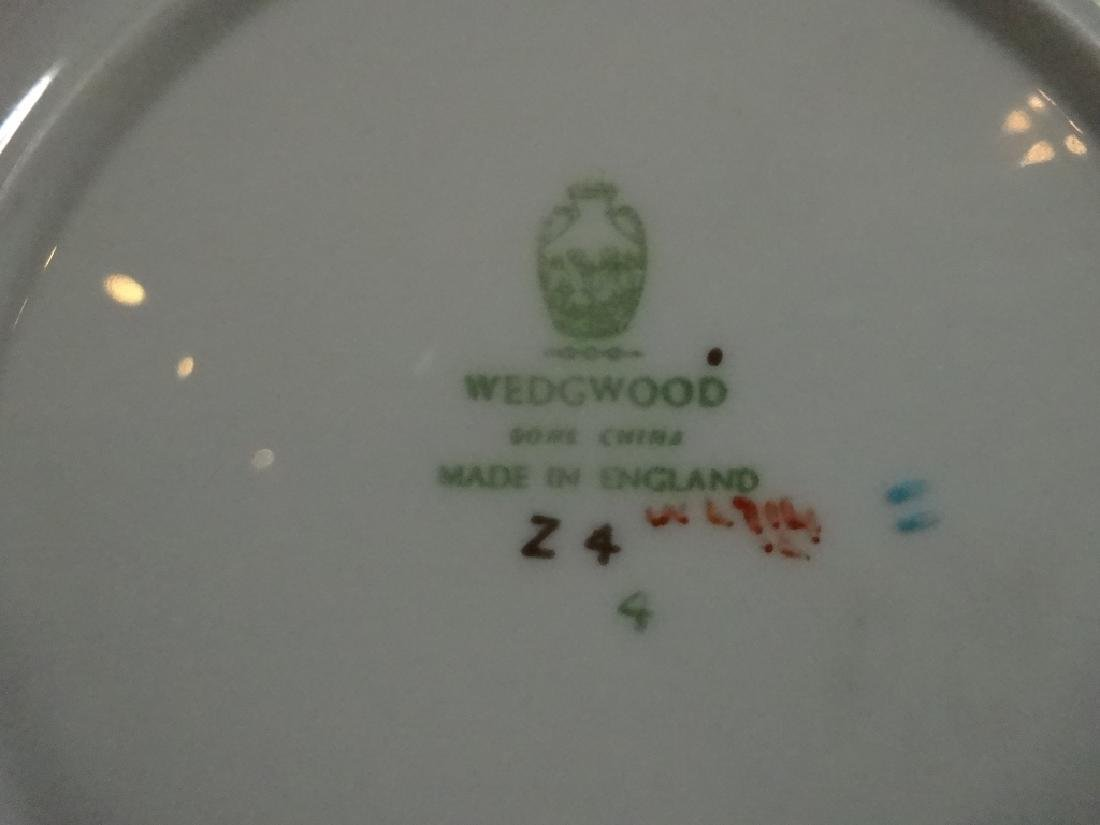 43 PC WEDGWOOD BONE CHINA, FLORENTINE, MADE IN ENGLAND, - 5
