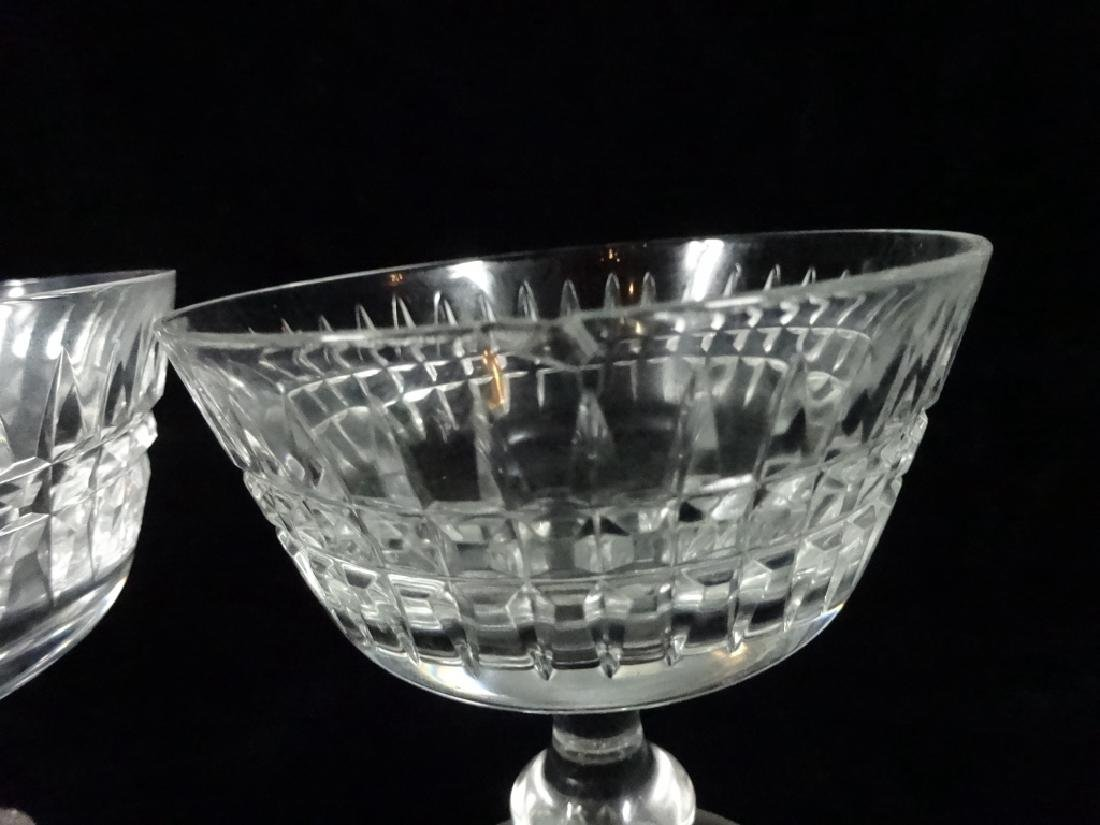 "30 PC CRYSTAL STEMWARE, INCLUDES 8 GLASSES APPROX 6""H, - 12"