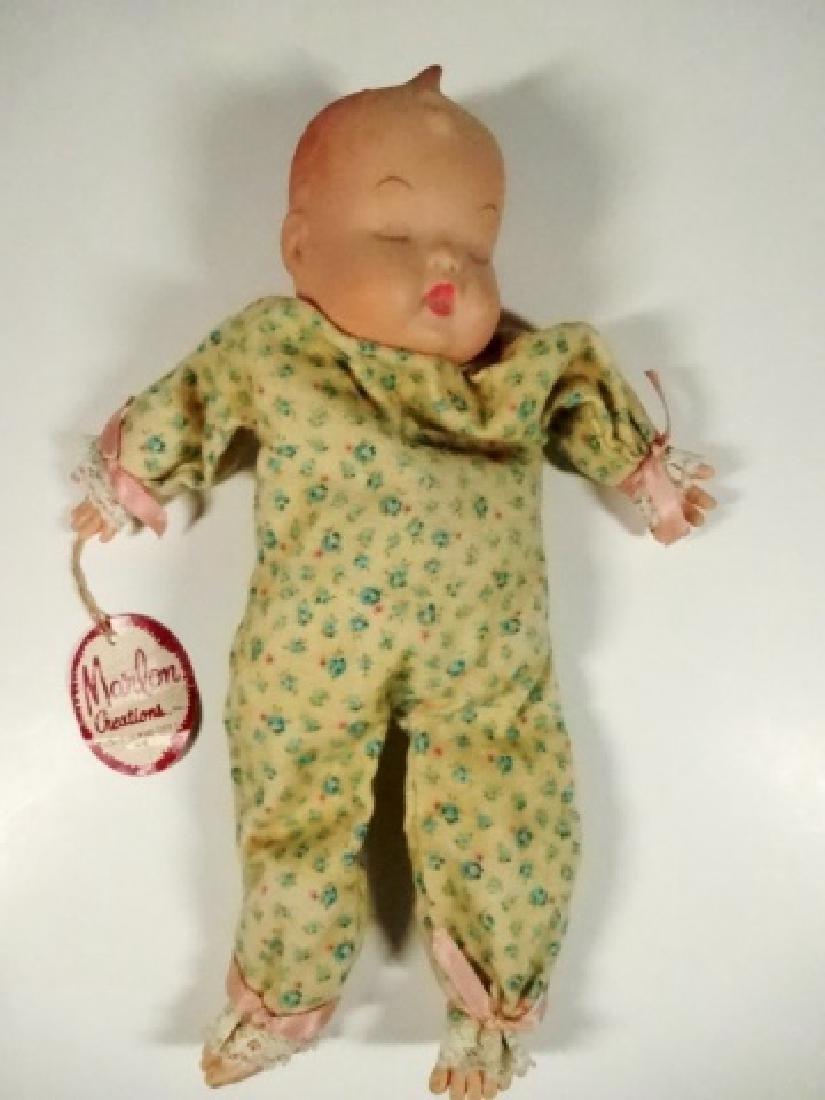 MARLON CREATIONS NEWBORN MUSICAL BABY DOLL WITH