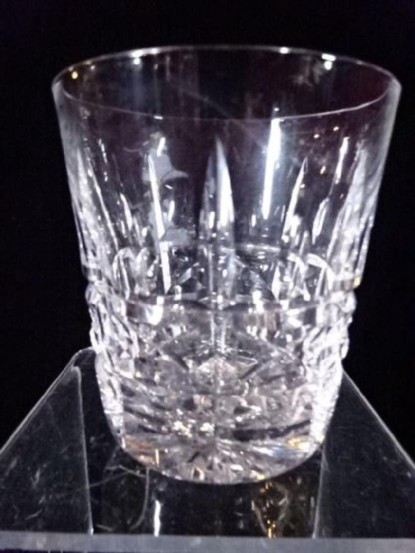 10 WATERFORD CRYSTAL KYLEMORE OLD FASHIONED GLASSES, - 2