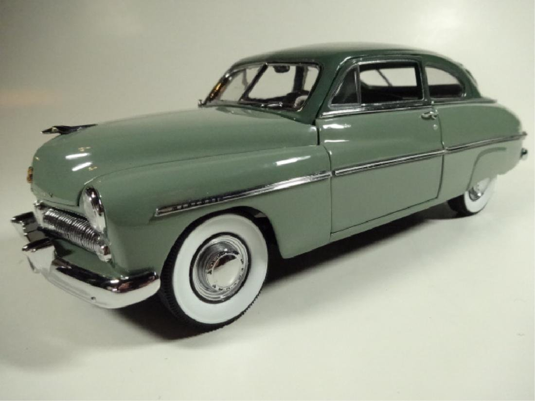 1949 MERCURY 5000 COUPE, MINT CONDITION, LIMITED EDITIO