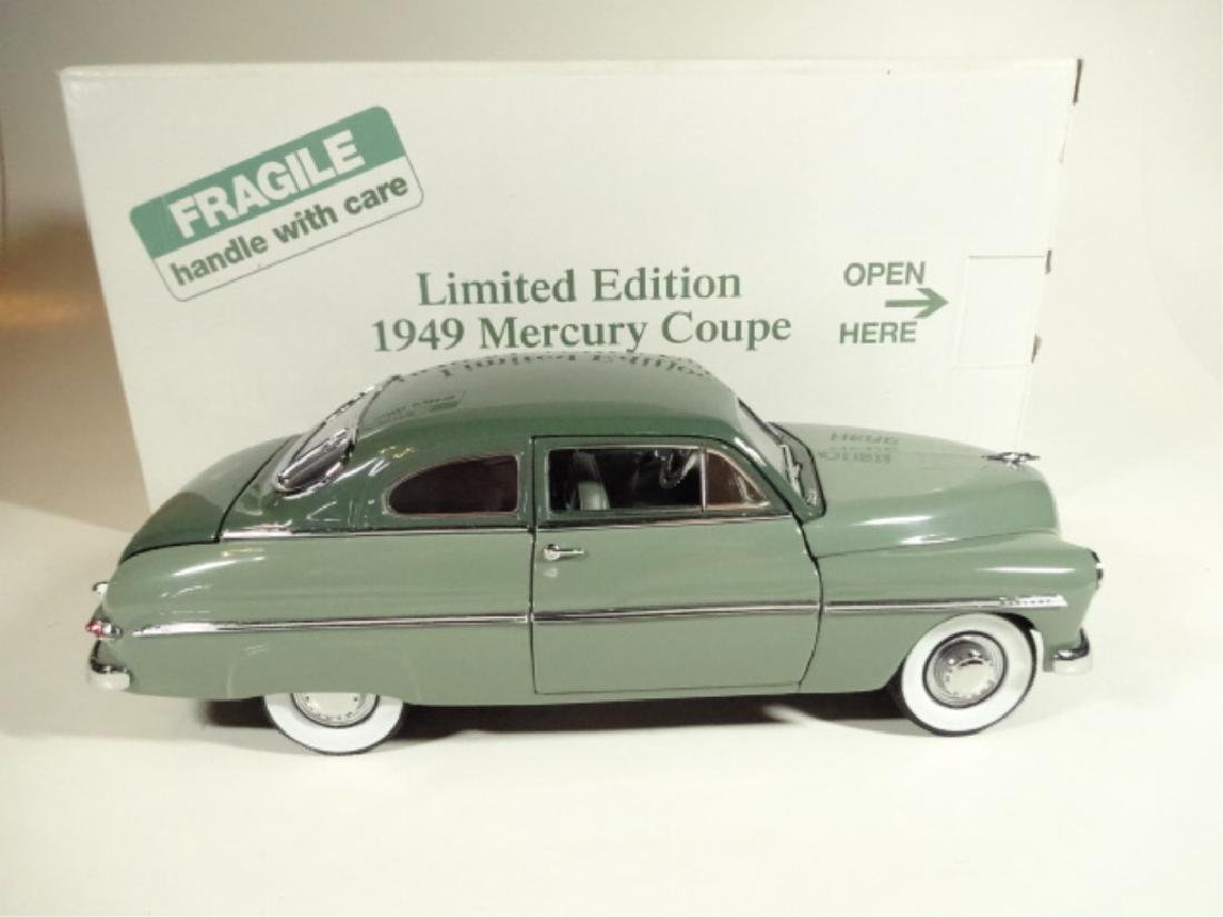 1949 MERCURY 5000 COUPE, MINT CONDITION, LIMITED EDITIO - 7