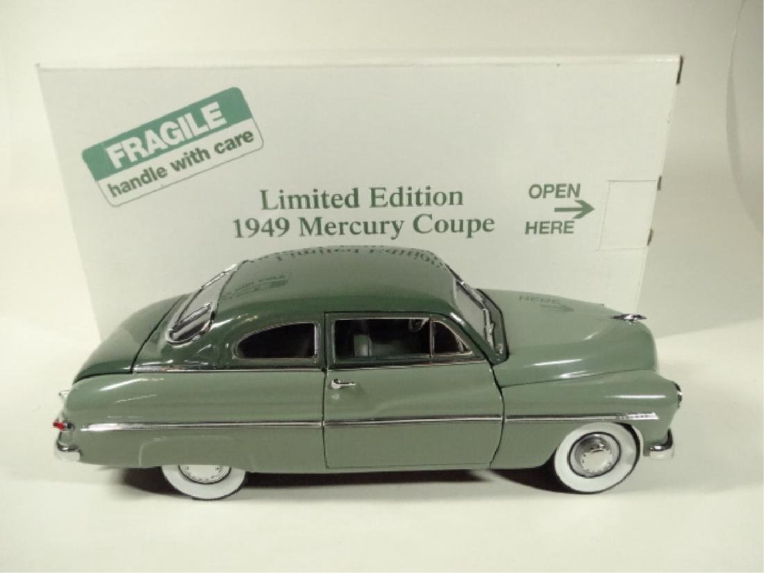 1949 MERCURY 5000 COUPE, MINT CONDITION, LIMITED EDITIO - 8