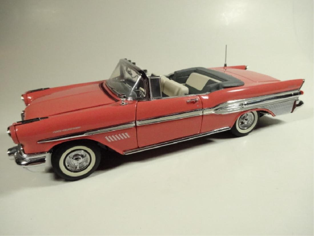 1957 PONTIAC BONNEVILLE, MINT CONDITION, LIMITED EDITIO