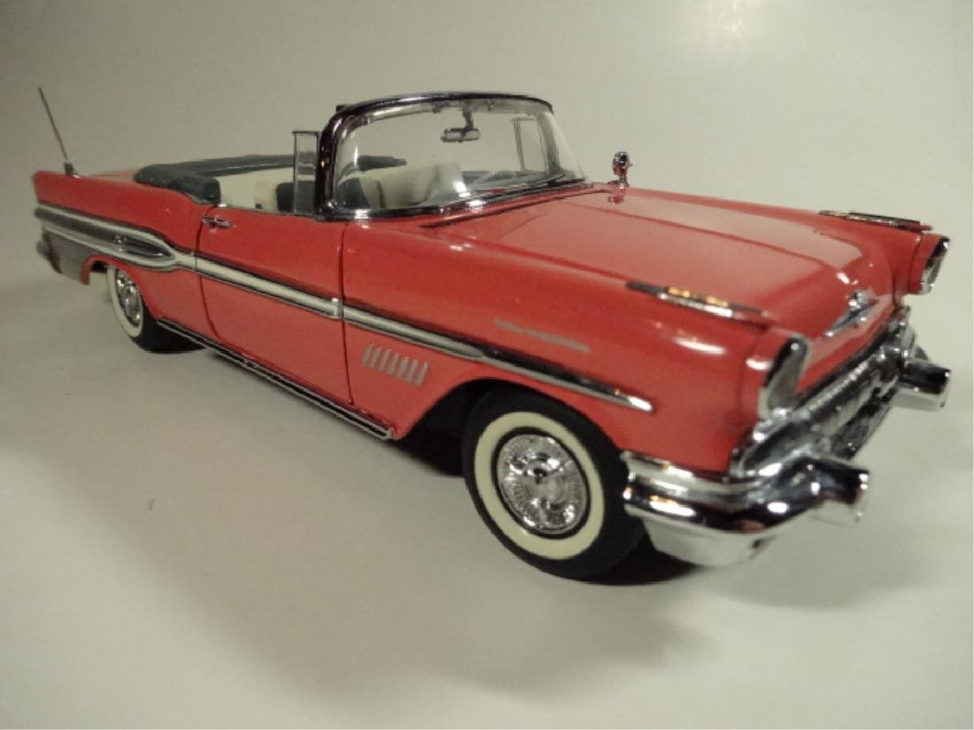1957 PONTIAC BONNEVILLE, MINT CONDITION, LIMITED EDITIO - 3