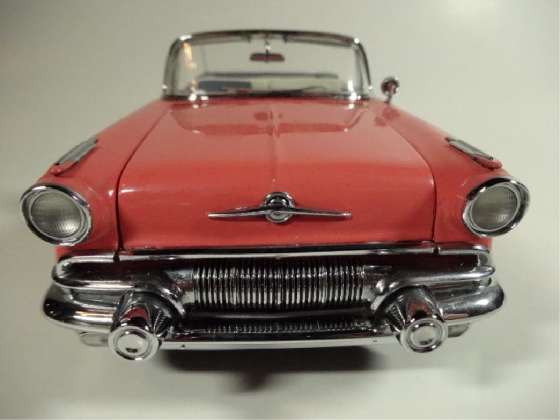 1957 PONTIAC BONNEVILLE, MINT CONDITION, LIMITED EDITIO - 4