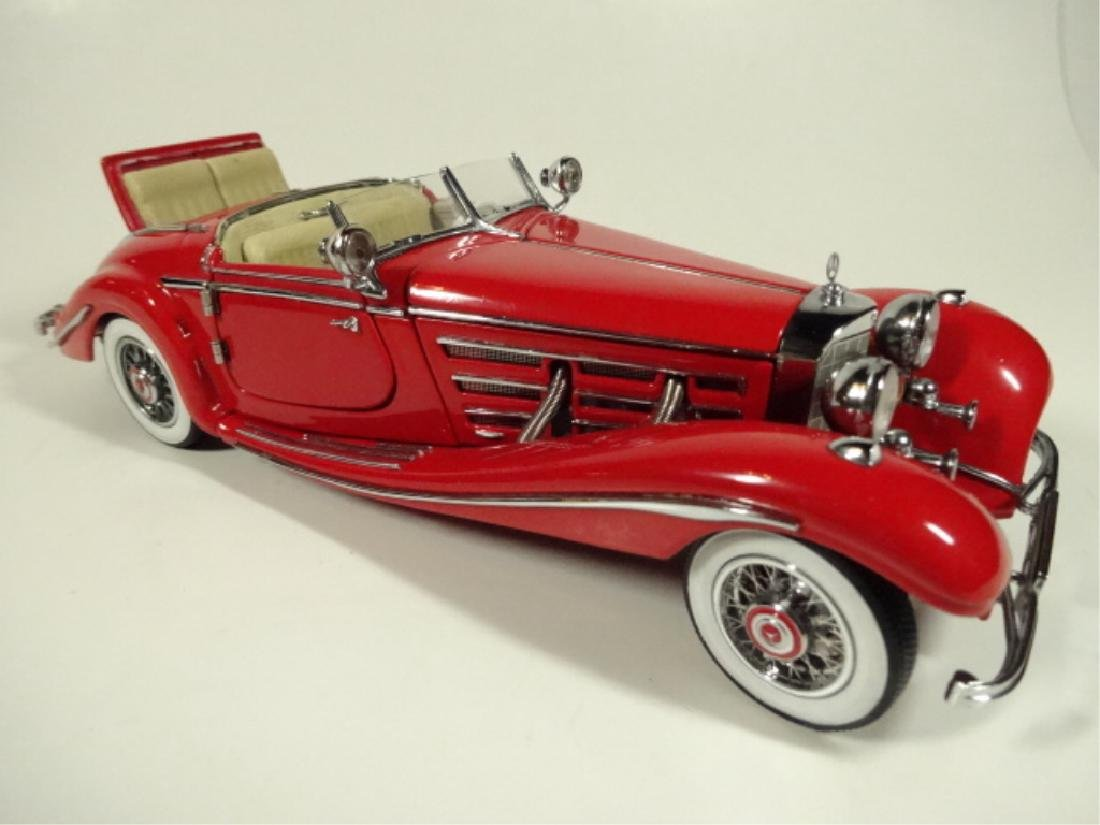 1936 MERCEDES BENZ 500B SPEZIALROADSTER, MINT