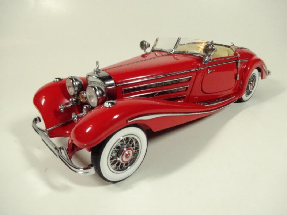 1936 MERCEDES BENZ 500B SPEZIALROADSTER, MINT - 3