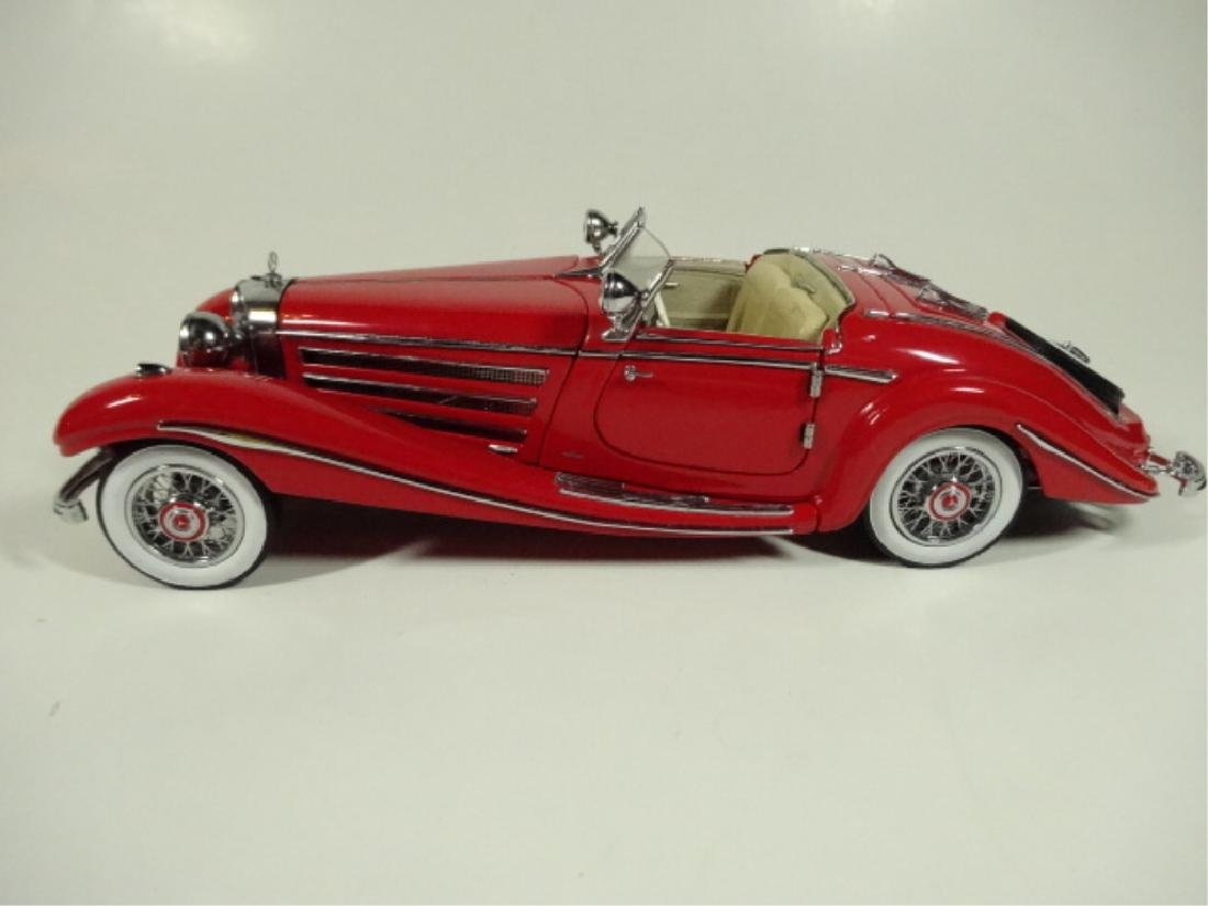 1936 MERCEDES BENZ 500B SPEZIALROADSTER, MINT - 4