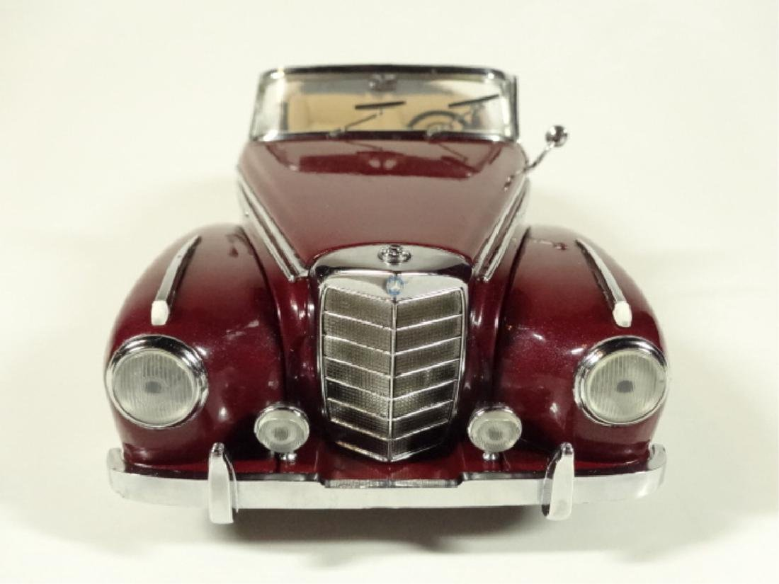 1957 MERCEDES BENZ 300SC CONVERTIBLE, MINT CONDITION, - 2