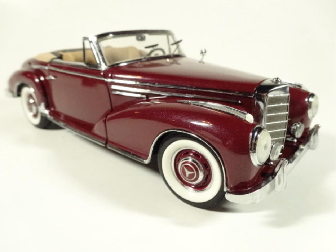 1957 MERCEDES BENZ 300SC CONVERTIBLE, MINT CONDITION, - 3