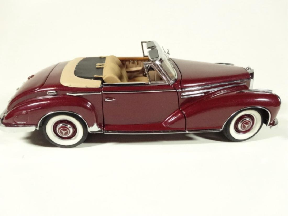 1957 MERCEDES BENZ 300SC CONVERTIBLE, MINT CONDITION, - 4